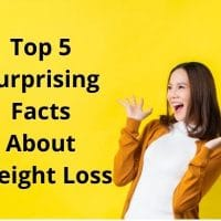 Top 5 Facts About Weight Loss