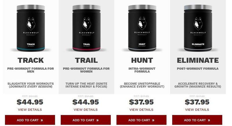 BlackWolf Track, Trail, Hunt & Eliminate