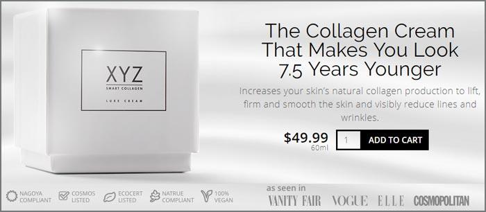 Buy XYZ Smart Collagen