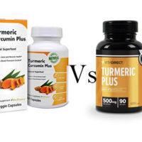 Turmeric Curcumin Plus By Vita Balance Vs Vitadirect Turmeric Curcumin Plus: The Ultimate Turmeric Supplement Showdown