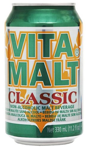 Vitamalt Non-Alcohol Malt Beer