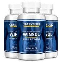 Winsol Review – Crazy Bulk Legal Alternative To Winstrol