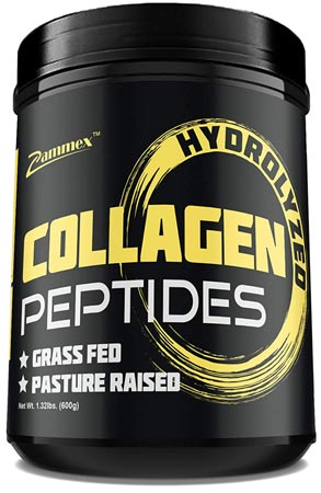 Zammex Collagen Hydrolyzed Collagen Peptides