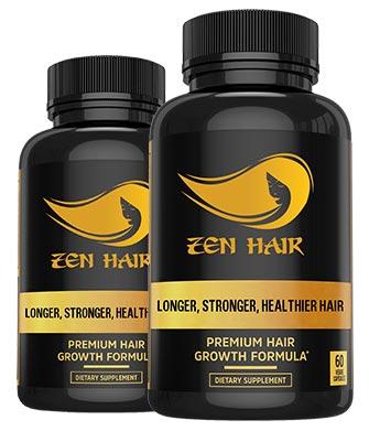 Zen Hair Growth Pills