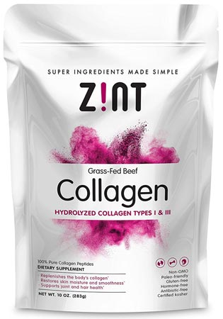 Zint Hydrolyzed Collagen Powder