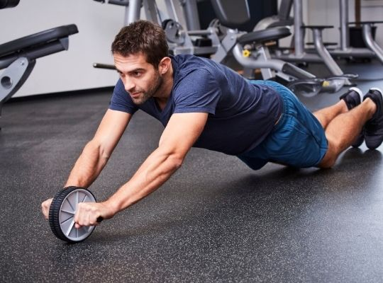 ab wheel workout for beginners