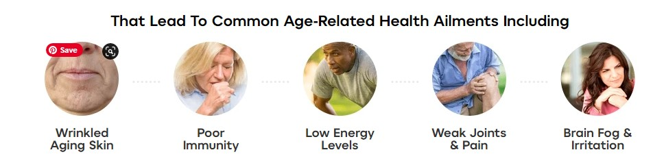 age related ailments