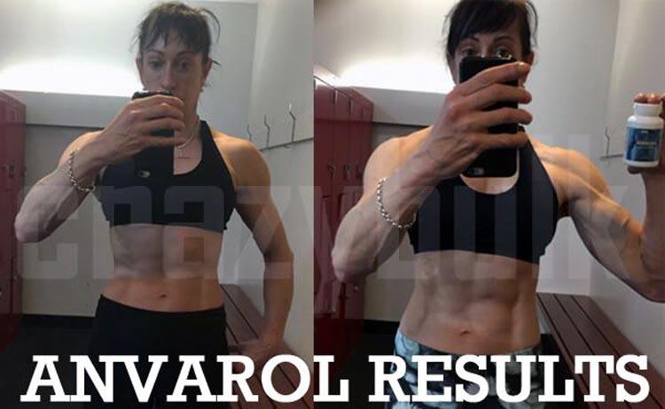 Anvarol Results