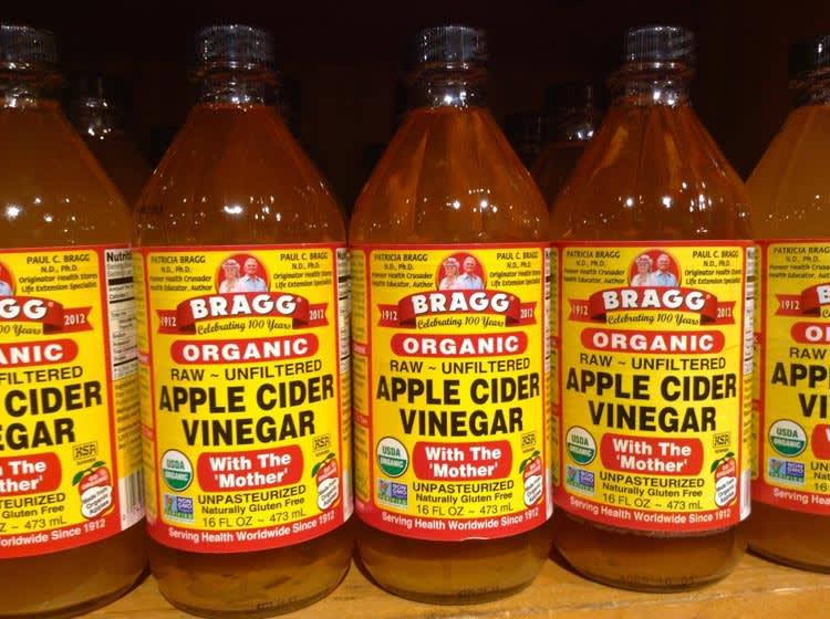 Apple Cider Vinegar Gets Rid Of Skin Tags