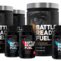 Battle Ready Fuel – Workout And Health Supplements By Ollie Ollerton