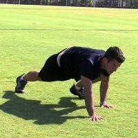 Bear Crawl: Best Exercise For Men Over 40