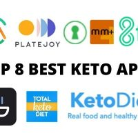 Top 8 Best Keto Apps For Tracking Carbs and Lose Weight