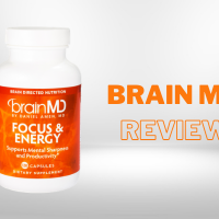 BrainMD Focus And Energy – Pills To Improve Mental Sharpness & Productivity