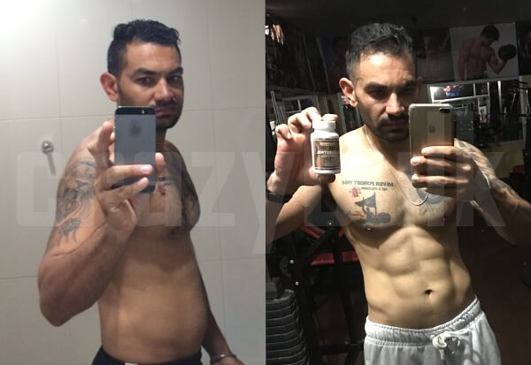 Clenbutrol Before & After Pics
