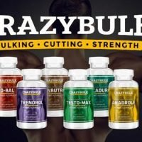 Crazy Bulk Reviews : Check out Before and After Results