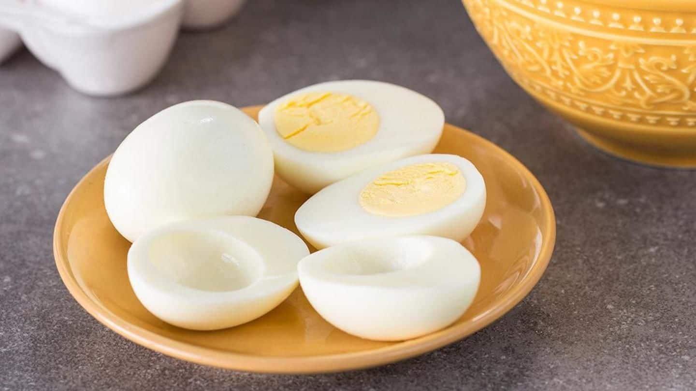 eggs white