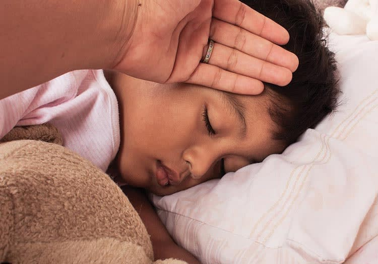 fever phobias in parents