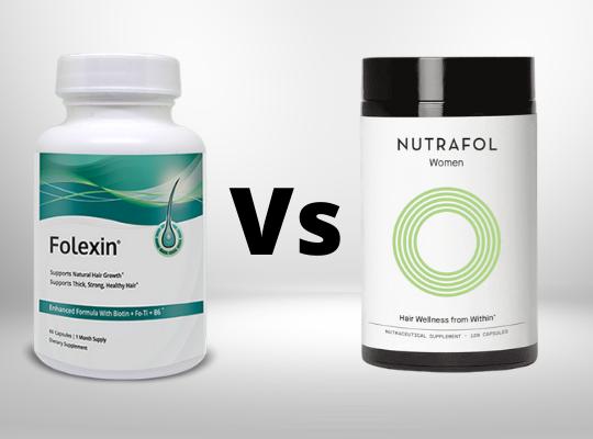 folexin vs nutrafol