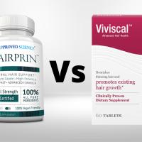 Hairprin Vs Viviscal: Hair Growth Supplements