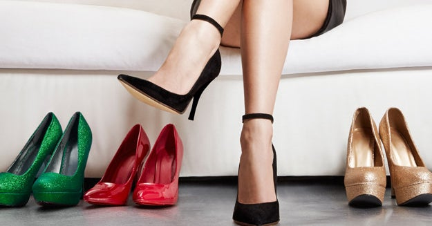high heels may cause bone problems