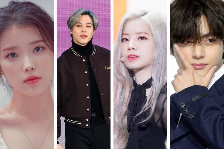 kpop stars diet