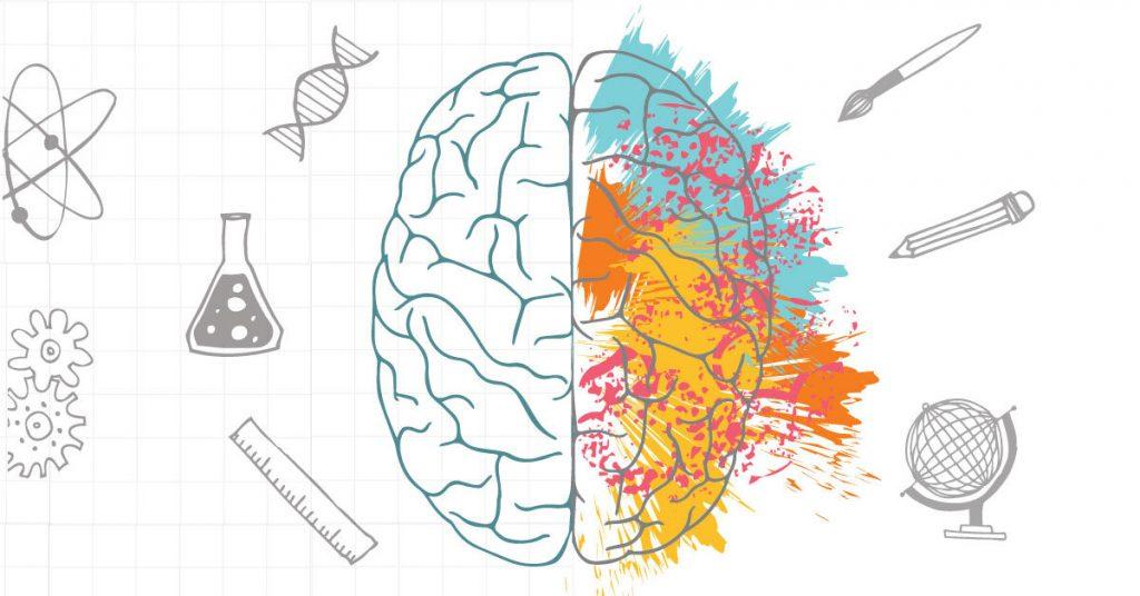 left brain vs right brain people