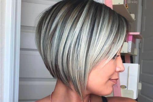 modern bob haircut