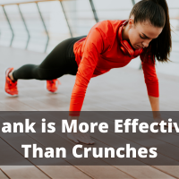 Science Proves that Plank Exercises are Better than Crunches