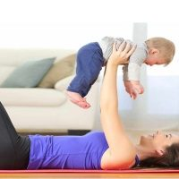 Postpartum Exercises After 6 Weeks of Birth