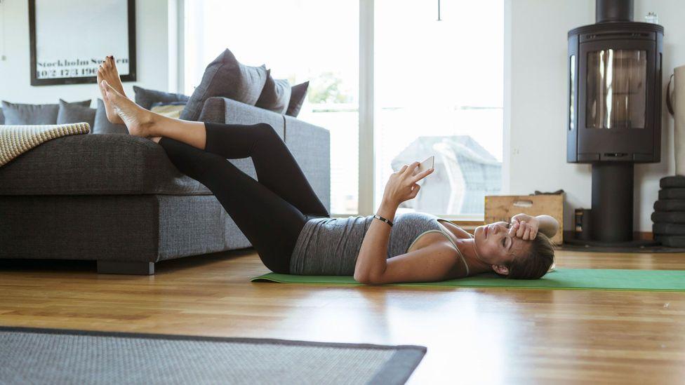 procrastination while exercise