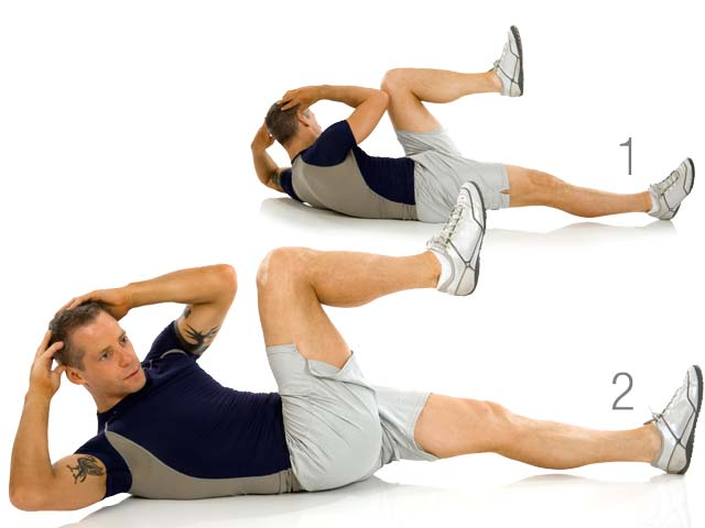 six-pack-abs-workout-bicycle