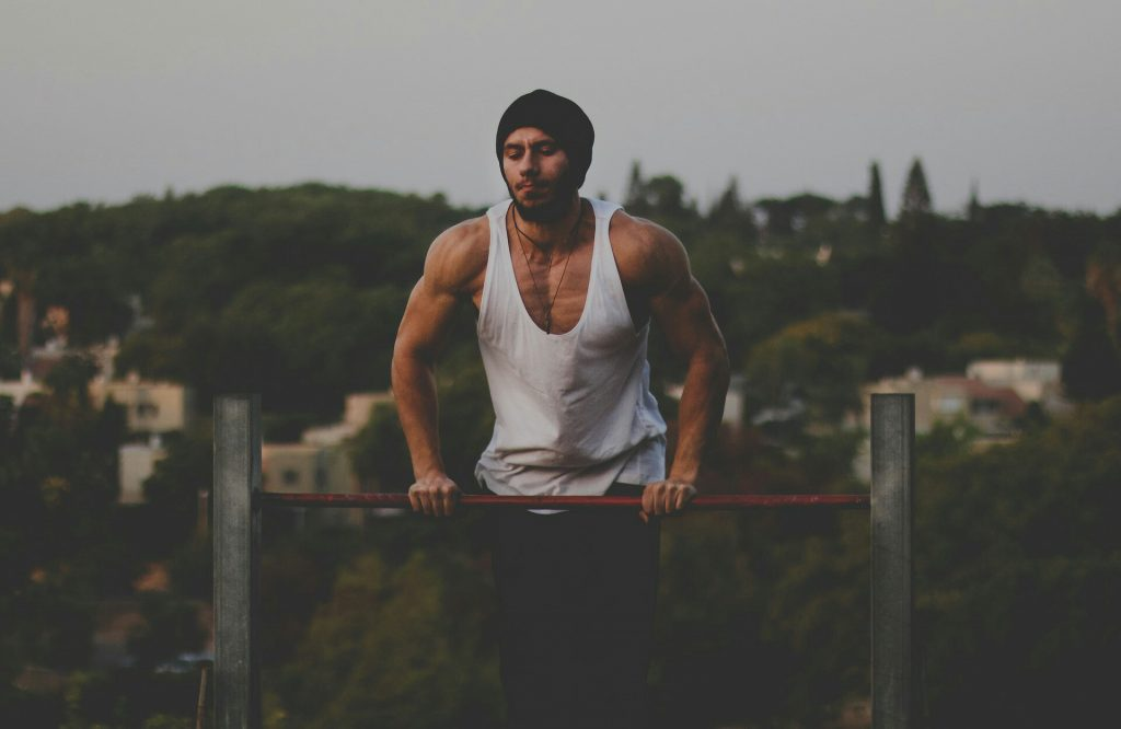 Muscle-up Exercise