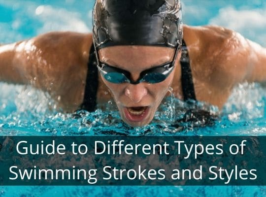 swimming styles and stroke